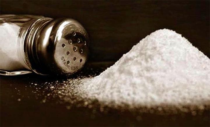 sal para caspa