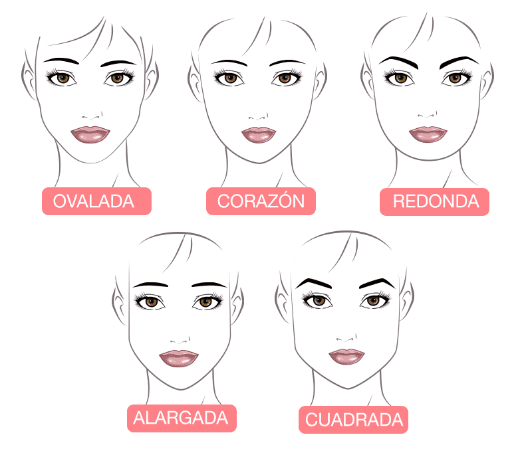 tipos de cejas para tu rostro